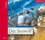 Der Seewolf / Hörbuch [Gekürzte Lesung]