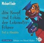 Jim Knopf und Lukas der Lokomotivführer - Teil 2: / Mandala Hörbuch [Ungekürzte Lesung] 2 Audio-CDs