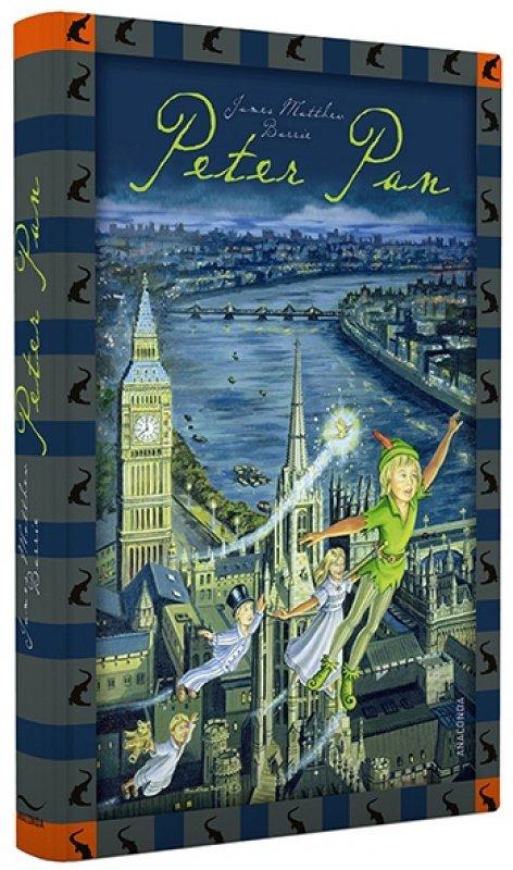 Peter Pan - Neuübersetzung / von James Matthew Barrie