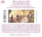 Das Musikalische Opfer - Johann Sebastian Bach [2 Audio CDs]