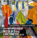 Missa in D KV 194 / Loretomesse KV 275 - Audio-CD