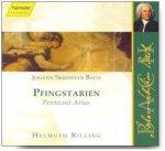 Johann Sebastian Bach - Pfingstarien