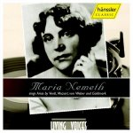 Maria Nemeth Singt Arien von Verdi, Mozart von Weber and Goldmark - Originalaufnahmen von 1927/1929 - Audio-CD