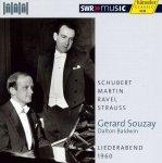 Gerard Souzay »Liederabend 1960«