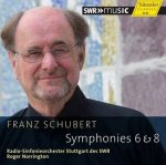 Franz Schubert (1797-1828) Symphonies 6 & 8 - Audio-CD