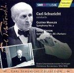 Carl Schuricht dirigiert Gustav Mahler: Sinfonie Nr. 2 c-Mol und Joseph Haydn: Sinfonie Nr. 86 D-Dur Hob. I:86 - 2er Audio-CD