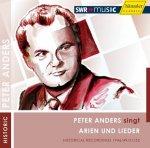 Peter Anders singt Arien und Lieder - 2er Audio-CD