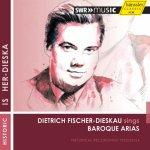 Dietrich Fischer-Dieskau singt Baroque Arias - Audio-CD