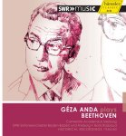 Géza Anda spielt Beethoven - Audio-CD