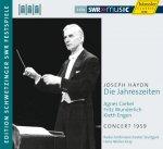 Joseph Haydn «Die Jahreszeiten» Concert 1959