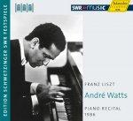 André Watts »Piano Recital 1986« - Audio-CD