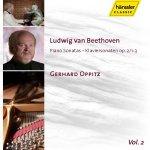 Beethoven Klaviersonaten No. 1-3 / Gerhard Oppitz (Pianist)
