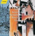 Roman Krasnovsky - Orgelmusik aufgenommen in der Stadtkirche Lenzburg und Peterskirche Basel