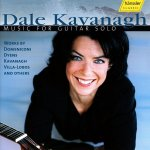 Dale Kavanagh - Music for Guitar Solo - Audio-CD