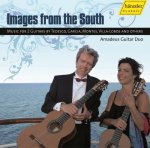 Amadeus Guitar Duo - Images from the South - Audio-CD
