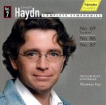 "Joseph Haydn - Symphonie N° 69 ""Laudon"" N° 86 N° 87"
