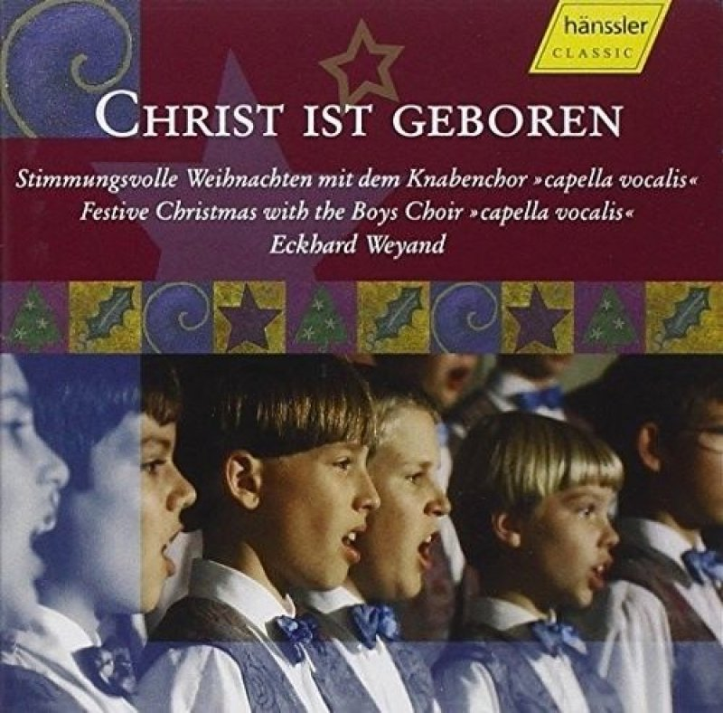 Knabenchor Capella Vocalis - Christ ist geboren