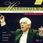 »Halleluja 2« Werke von Bach, Händel, Mozart, Mendelssohn, Haydn, Schubert, Brahms - Audio-CD
