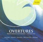 Overtures - Heidelberger Sinfoniker / Thomas Fey - Audio-CD