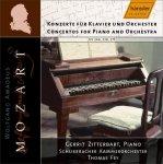 Wolfgang Amadeus Mozart (1756-1791) Konzerte für Klavier und Orchester KV 246 · 238 · 271 - Audio-CD