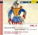 Les Ballets Russes Vol. 5 - Diaghilev - Audio-CD