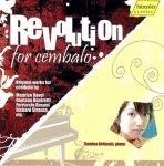 Revolution For Cembalo / Sumina Arihashi - Audio-CD