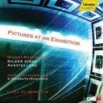 Modest Mussorgsky (1839-1881) Bilder einer Ausstellung (Klavierfassung) Lilya Zilberstein - Audio-CD