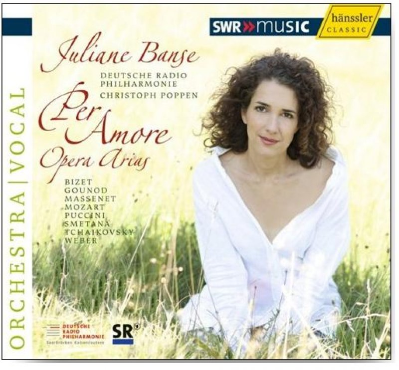 Juliane Banse - Per Amore - Audio-CD