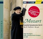 Wolfgang Amadeus Mozart (1756-1791) »The Essential Symphonies Vol. III« - Audio-CD