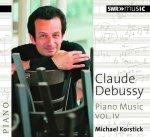 Claude Debussy (1862-1918) Piano Music Vol. IV - Audio-CD