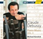 Claude Debussy (1862-1918) Piano Music Vol. II - Audio-CD