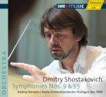 Dmitri Shostakovich » Symphonies Nos. 9 & 15 - Audio-CD