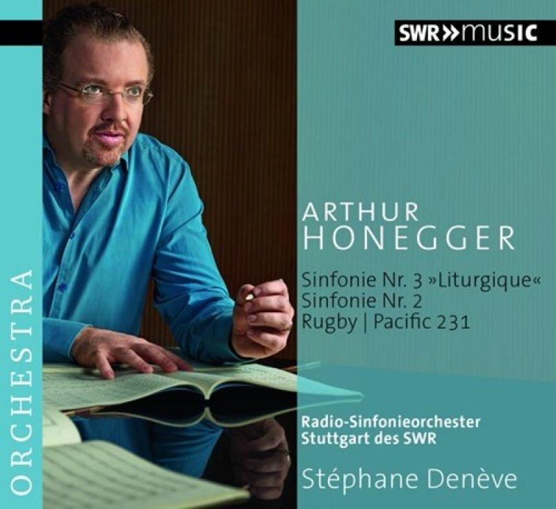 Arthur Honegger • Sinfonien 2 & 3/Pacific 231/Rugby