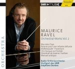 Maurice Ravel • Orchesterwerke Vol. 2 - Audio-CD