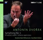 Antonín Dvorák • Symphonie Nr.5 - Audio-CD