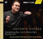 Antonín Dvorák • Symphonie Nr.1/ Rhapsodie op. 14 - Audio-CD