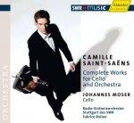 Camille Saint-Saëns »Werke für Violoncello und Orchester