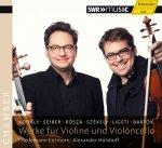 Werke für Violine und Violoncello • Friedemann Eichhorn & Alexander Hülshoff - Audio-CD