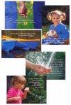 15er Päckchen Postkartenserie - neutral